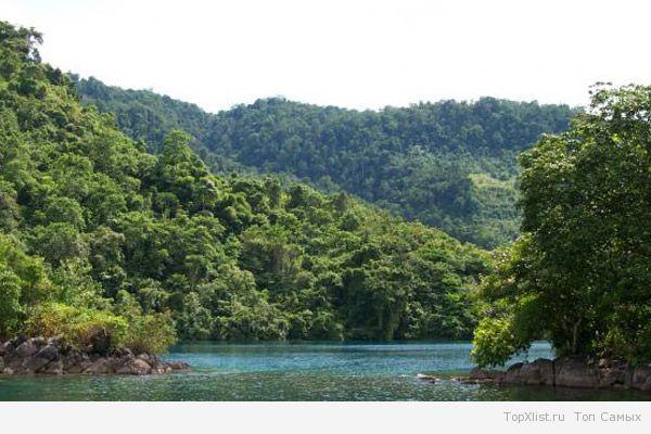 Самые глубокие озера в мире – топ 10