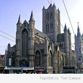 Самый готический город