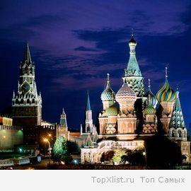 Самый дорогой город России