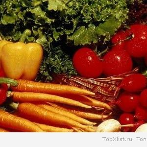 Самые десертные овощи