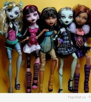 Куклы монстры и куклы милые - какие выбирать?