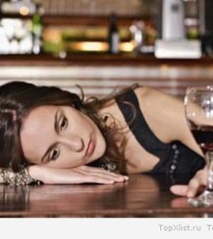 Параболическое влияние потребления алкоголя
