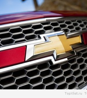 Автомобильный бренд Chevrolet