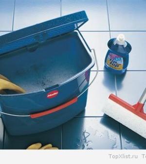 Как поддерживать чистоту эффективно?
