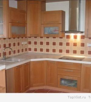 Выбор материалов для ремонта кухни