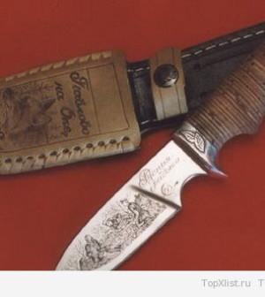 Ножи охотничьи и складные - какие и для чего служат