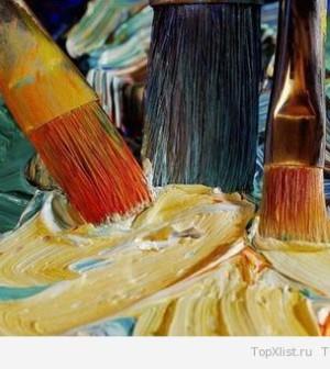 Выветриваем запах краски
