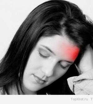 Что такое кластерная головная боль?