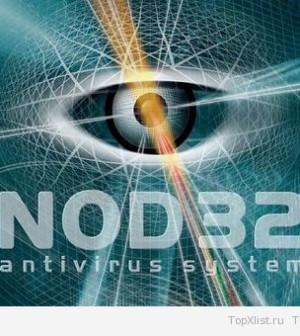 скачать nod32