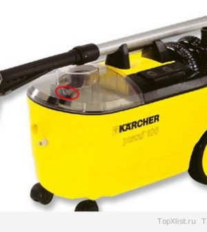 Мойки и моющие пылесосы Karcher