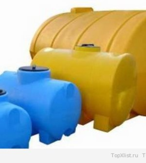 Как можно использовать баки для воды в быту?