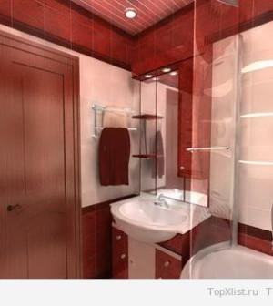 Планирование ремонта в ванной комнате