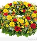 Из каких цветов заказывать венки