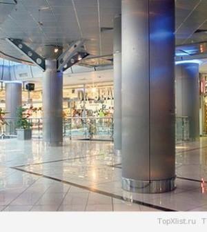 Освещение в торговых центрах