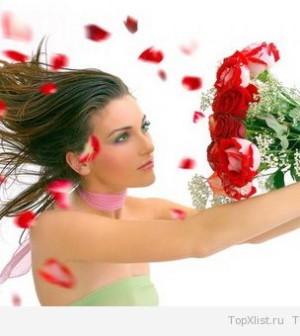 Доставка цветов - идеальный подарок