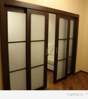 Определяемся с раздвижными дверями
