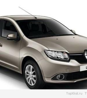 Прокат Renault Logan в Москве