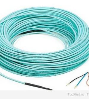 Зачем нужен греющий кабель и что это такое