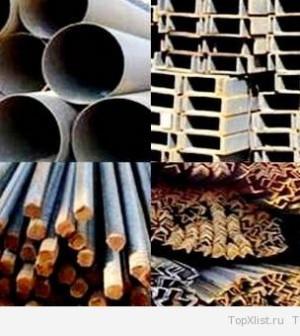 Производство и импорт металлопроката