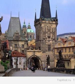 Такая удивительная Прага