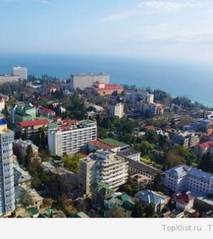 Жилой комплекс в Сочи – лучшее место для проживания