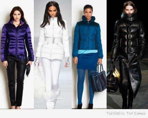 Стильные женские куртки   Топ самых 15cb223d820
