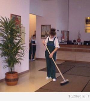 Ежедневная уборка