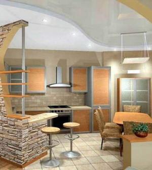 Как расстановить мебель в однокомнатной квартире