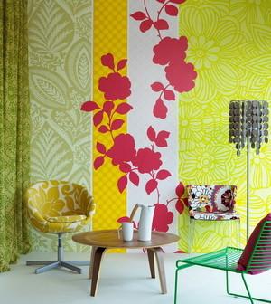 Красота вашего дома зависит от декорирования обоями