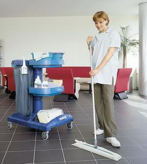 Генеральная уборка офисных помещений