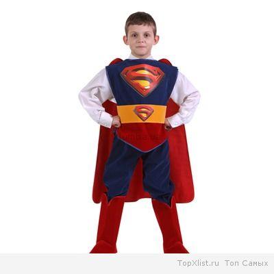 Выбираем детский карнавальный костюм для новогоднего утренника