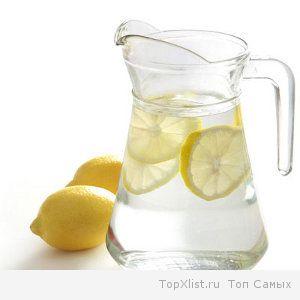 Как приготовить воду, приправленную фруктами или мятой?