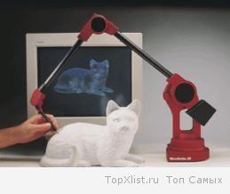 Для чего нужен 3d сканер?