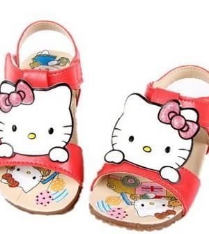 Выбираем обувь для девочки