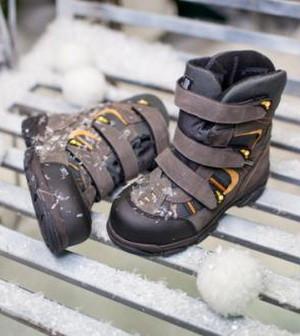 Межсезонье - выбираем обувь для детей