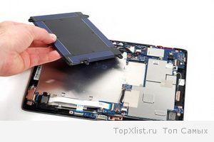 Нужно ли менять аккумулятор на планшете?