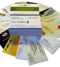 Визитки в Ногинске: виды визиток, особенности оформления