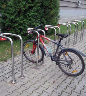 Велопарковки и рост их популярности