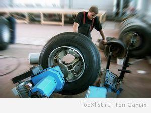 Купить грузовые шины в Москве недорого