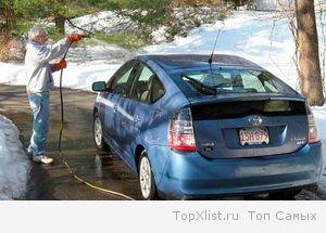 Как помыть автомобиль в домашних условиях