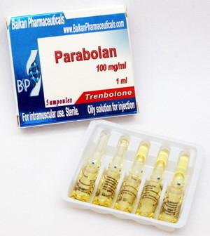 Параболан: колоссальная сила и сухая мышечная масса
