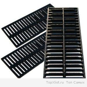 Решетки для ливневой канализации
