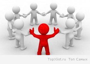 Достоинство общественной организации