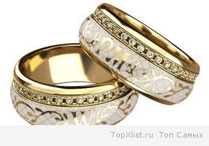 Обручальные кольца - какие они бывают?