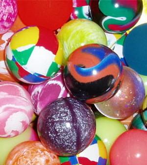 Резиновые шарики - что это?
