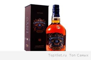 Все о виски Chivas Regal