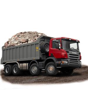 Вывоз мусора из Подольска