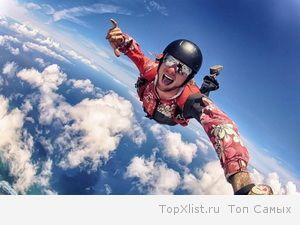 Как организовать прыжок с парашютом?