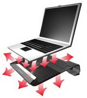 Как решить проблему перегрева ноутбука?