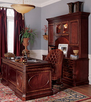 Особенности выбора мебели для домашнего кабинета